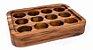 Porta capsulas Café(compatívvel com Dolce Gusto) -Madeira Teca- Tamanho G-ARZ Home Design - Imagem 1