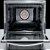 Fogão a gás professional inox escovado 5 queimadores, 70x60cm, Turbo forno elétrico - Lofra - Imagem 4