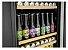 Cervejeira, vidro triplo, 136 litros, piso ou embutir, LED, Inox, Frost Free, Alarme, 220V - Tecno - Imagem 3