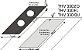Fogão de mesa a gás vitrocerâmico - 1 queimador profissional Dual Flame de 5000 W - Tecno - Imagem 4