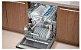 Lava-louças de embutir 14 serviços e 9 programas em inox Vintage - Tecno - Imagem 3