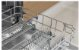 Lava-louças de embutir 14 serviços e 9 programas em inox Vintage - Tecno - Imagem 4