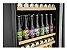 Adega para vinhos e espumantes, 425 litros, 163 garrafas 750 ml, abertura à direita Vintage - Tecno - Imagem 6