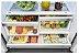Refrigerador French door, 636 litros, ICE MAKER, Inox, piso ou embutido, 2 gavetas freezer, Inverter, 127V Professional - Tecno - Imagem 5