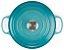 Panela redonda Signature Azul Caribe 18 cm - Le Creuset - Imagem 7
