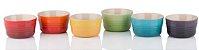 Set 6 Mini Ramekins 100ml Gift Collection -Lê Creuset - Imagem 1