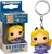 Pocket Pop Keychain: Disney - The Mad Tea Party Attraction And Alice - Imagem 1
