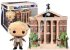 Funko Pop Town: Back To The Future - Doc W/ Clock Tower #15 - Imagem 1