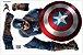 Adesivo de parede Capitão América - Imagem 2