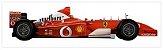 Adesivo de Parede Ferrari - Imagem 2