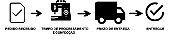 COSPLAY MIU IRUMA DANGANRONPA V3 + PERUCA - Imagem 4