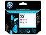 Cabeça Impressão Original Hp 72 C9383a Magenta | Cyan - Imagem 1