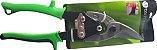 Tesoura Corta Chapa Tipo Aviação Reto Direito Esquerdo 10 - Imagem 2