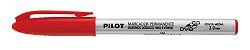 MARCADOR PERMANENTE CD/DVD 2.0MM VERMELHO - PILOT - Imagem 2