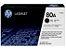TONER HP 80A PRETO - CF280AB - Imagem 1