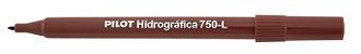 CANETA HIDROGRÁFICA 750-L 12 CORES - PILOT - Imagem 7