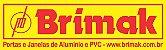 Vitro 4 folhas Alumínio Preto - Imagem 2