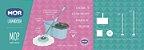 Esfregão Mop Limpeza Prática - MOR - Imagem 2