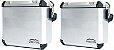 Conjunto Side Case 39 Litros TRIUMPH 800 - Imagem 1