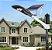 Luminaria Pública Led 20w Cob Solar (postes 3-4m) - Imagem 2