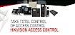 Leitor de acesso -  DS-K1201EF/MF -   Com Controladora de acesso  - Imagem 4