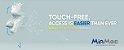 PACK ACESSO HBT PLUS -   DS-K1T331 (LEITOR FACIAL) + Ds-k2m060  (Modulo De Segurança) - Imagem 3