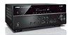 Receiver Yamaha Rx V385bl Av De 5.1 Ch - Imagem 1