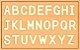 Meu Primeiro Alfabeto - Imagem 1