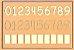 Primeiros Números de Encaixe - Imagem 1