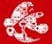 Enjoystick Nintendo Royale Mario White - Imagem 1
