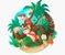 Enjoystick Donkey Kong Country - Imagem 1