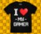Enjoystick I Love My Gamer - Imagem 2