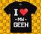Enjoystick I Love My Geek - Imagem 2