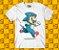 Enjoystick Mario Cosplay Sonic - Imagem 4
