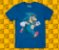 Enjoystick Mario Cosplay Sonic - Imagem 2