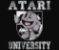 Enjoystick Atari University Feat Pacman White - Imagem 1