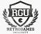 Enjoystick Retrogames University Black - Imagem 1