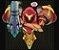 Enjoystick - Metroid - Samus Power Suit - Imagem 1