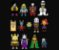 Enjoystick Undertale - Characters - Imagem 1