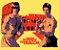 Enjoystick Chuck Norris VS Bruce Lee - Imagem 1