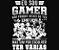 Enjoystick Eu sou Gamer - Imagem 1