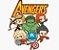 Enjoystick Avengers Chibi - Imagem 1