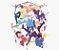 Enjoystick Boruto - Minimalist - Imagem 1