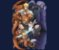 Enjoystick Naruto & Sasuke - Imagem 1