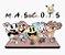 Enjoystick Mascots - Friends Style - Imagem 1