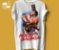 Enjoystick Rocky Balboa and Flag - Imagem 6