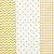 Feltro Estampado - Santa Fé - Compose Dourado  - Coleção Desejos - Imagem 1