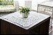 Toalha Quadrada Color Branca 75CM X 75CM 100% Poliester Interlar - Imagem 1