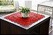 Toalha Quadrada Color Vermelha 75CMX75CM 100% Poliester Interlar - 150835 - Imagem 1