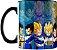 Caneca Personalizada Dragon Ball Vegeta (Preta) - Imagem 1